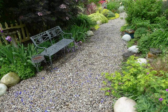 The Rowan Garden eclectic-landscape