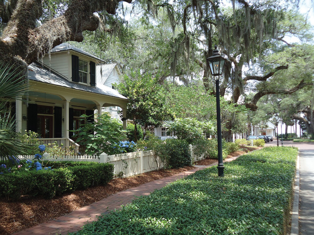 Palmetto Bluff Village Home Bluffton South Carolina