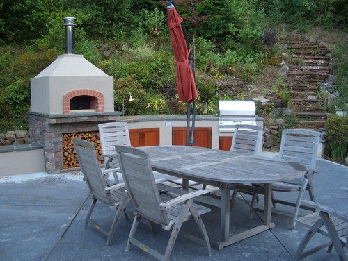 10 Outdoor Pizza Oven Design Ideas
