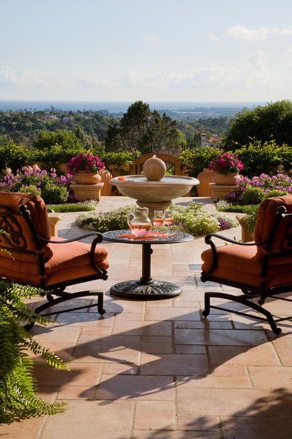 Grace Design Associates traditional landscape