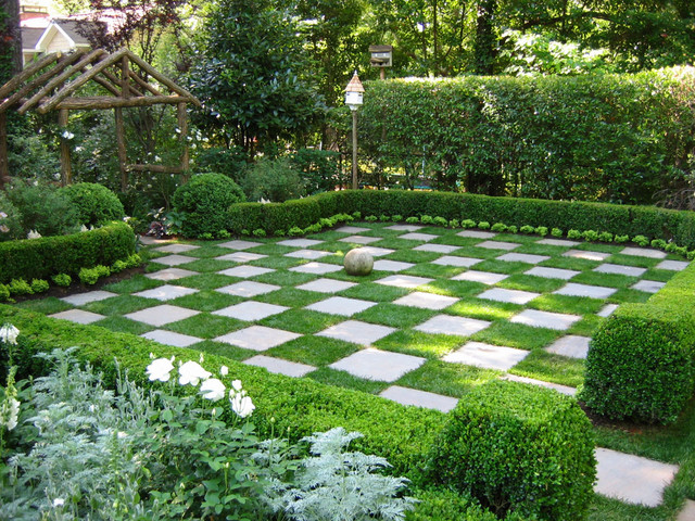 Checkerboard - Deco de jardin design ...