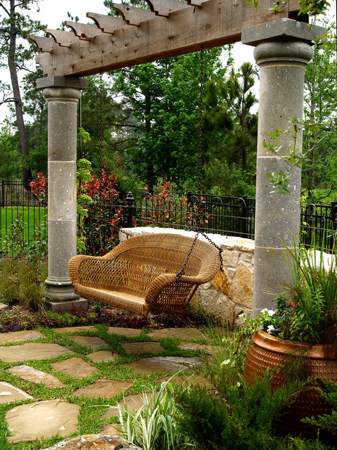 Hill Country traditional-landscape