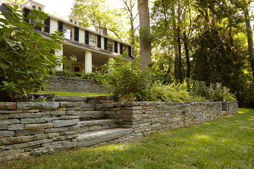 homemade stone wall the art of the dry stack stone wall nifty homestead