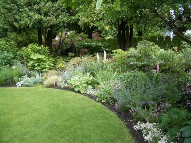 Perennial Garden Design download garden design Garden Design With Traditional Perennial Traditional Landscape Vancouver By With Backyard Deck From Houzzcom