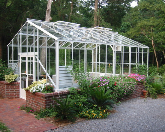 Traditional Style Cross Country Greenhouse -