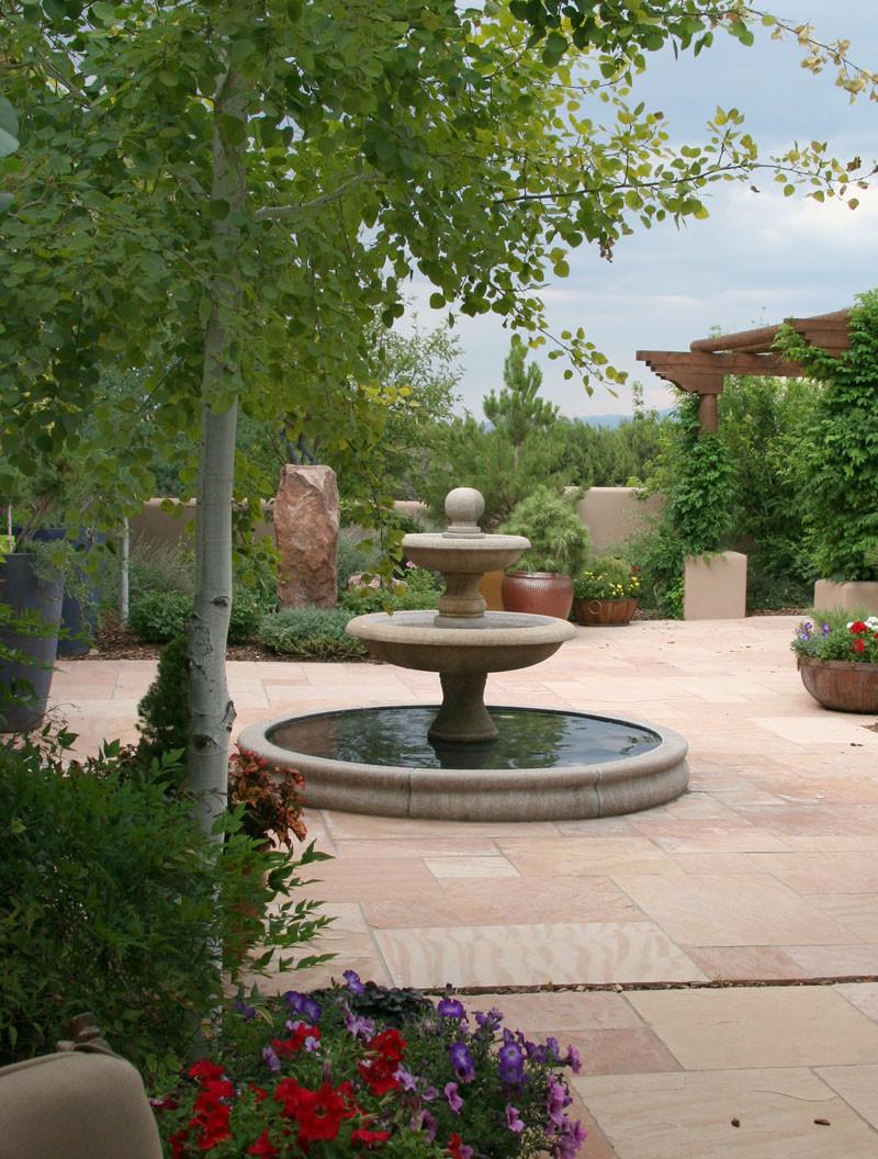 Traditonal Southwest Garden