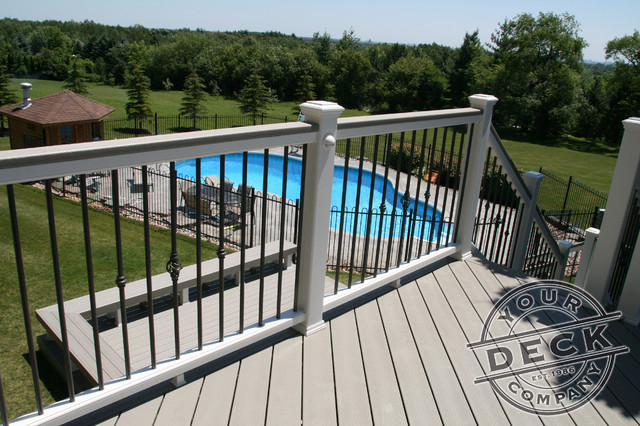 Trex Decks Traditional Landscape Toronto By Your