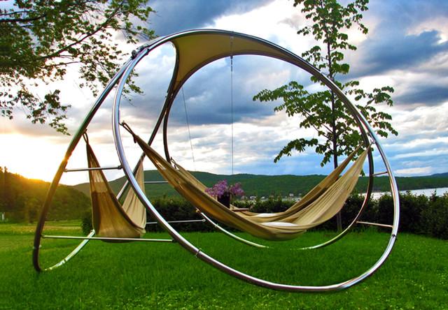 Trinity Hammocks contemporary-landscape