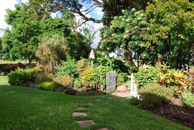 Tropical Garden tropical-landscape