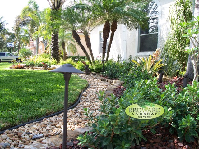 Tropical Landscaping Tropical Landscape Miami By