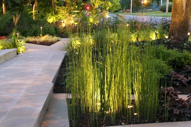 Tropical Northern Perennial Garden