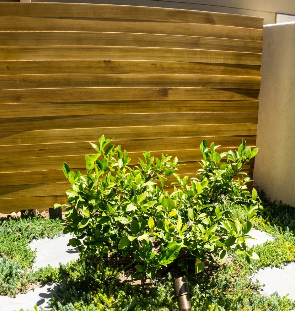 Design ideas for a landscaping in Orange County.