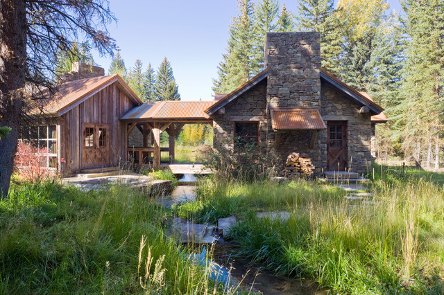 Twin Creeks - Rustic - Landscape - Other - by JLF & Associates, Inc.