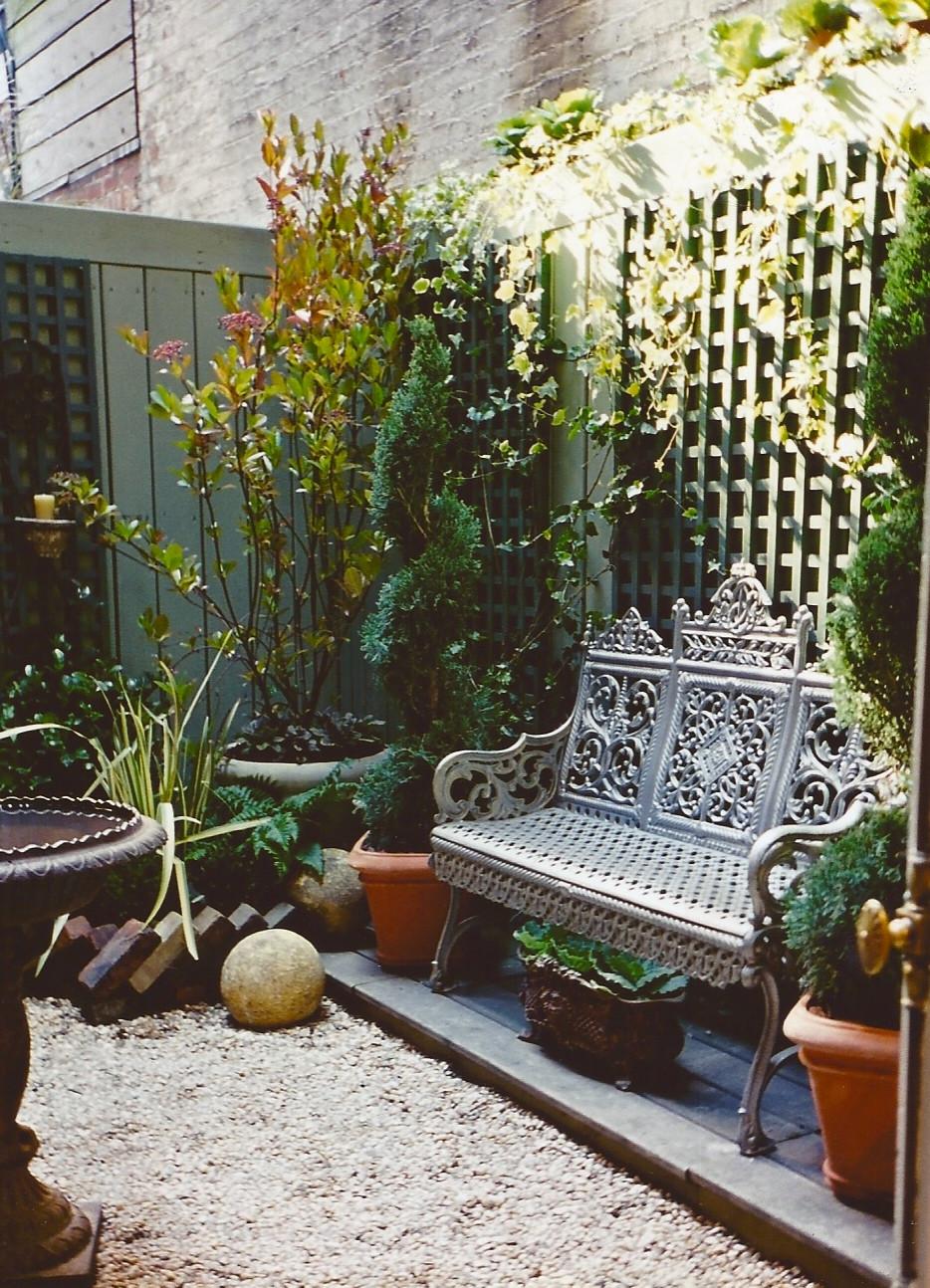 Upper East Side Garden