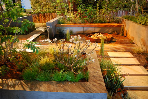 5 tips to maximise a small space - Landscape design for small spaces style ...
