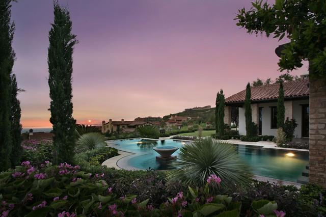Urban Landscape Design & Construction mediterranean-landscape