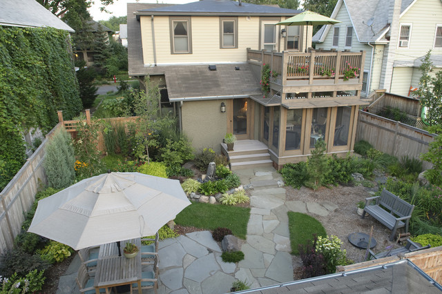 Urban Oasis - Contemporary - Landscape - minneapolis - by Field Outdoor Spaces