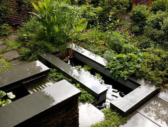 Urban Sanctuary Modern Garden Boston By Flavin