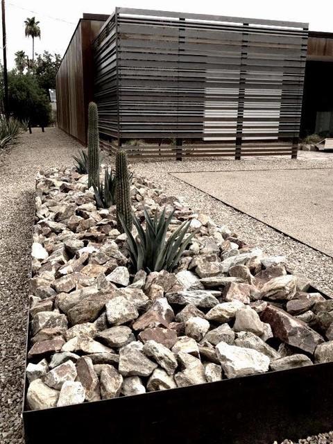 Vali Homes Concept House modern-landscape