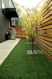 van Adelsberg / Grant Residence - Contemporary - Landscape - Portland