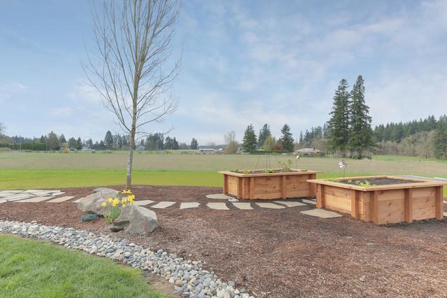Vancouver Washington Custom Home by Quail Homes