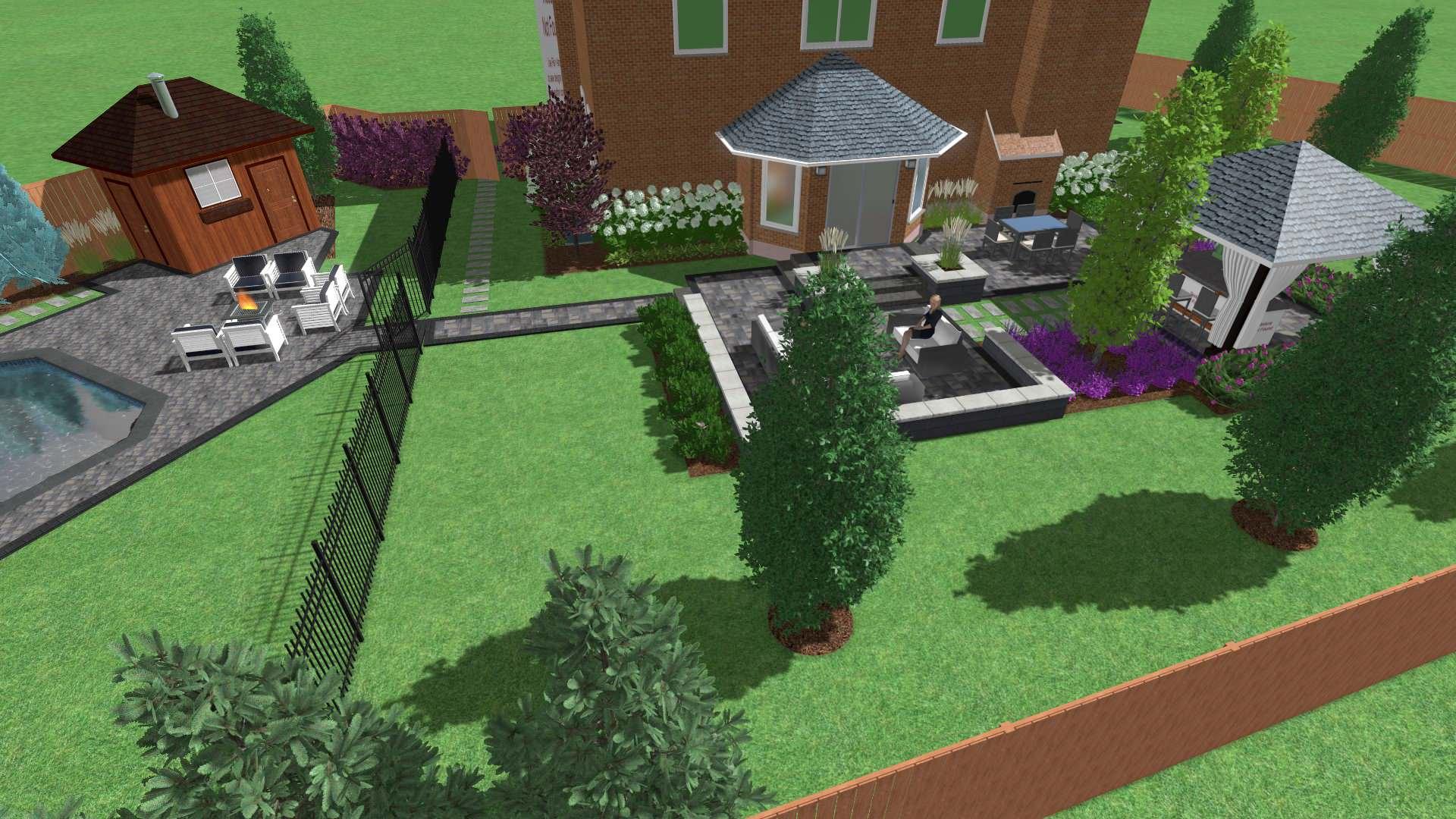 Vaughan Backyard