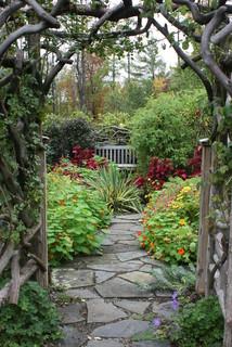 Judy 39 s cottage garden secret gardens for Gartengestaltung verwunschen