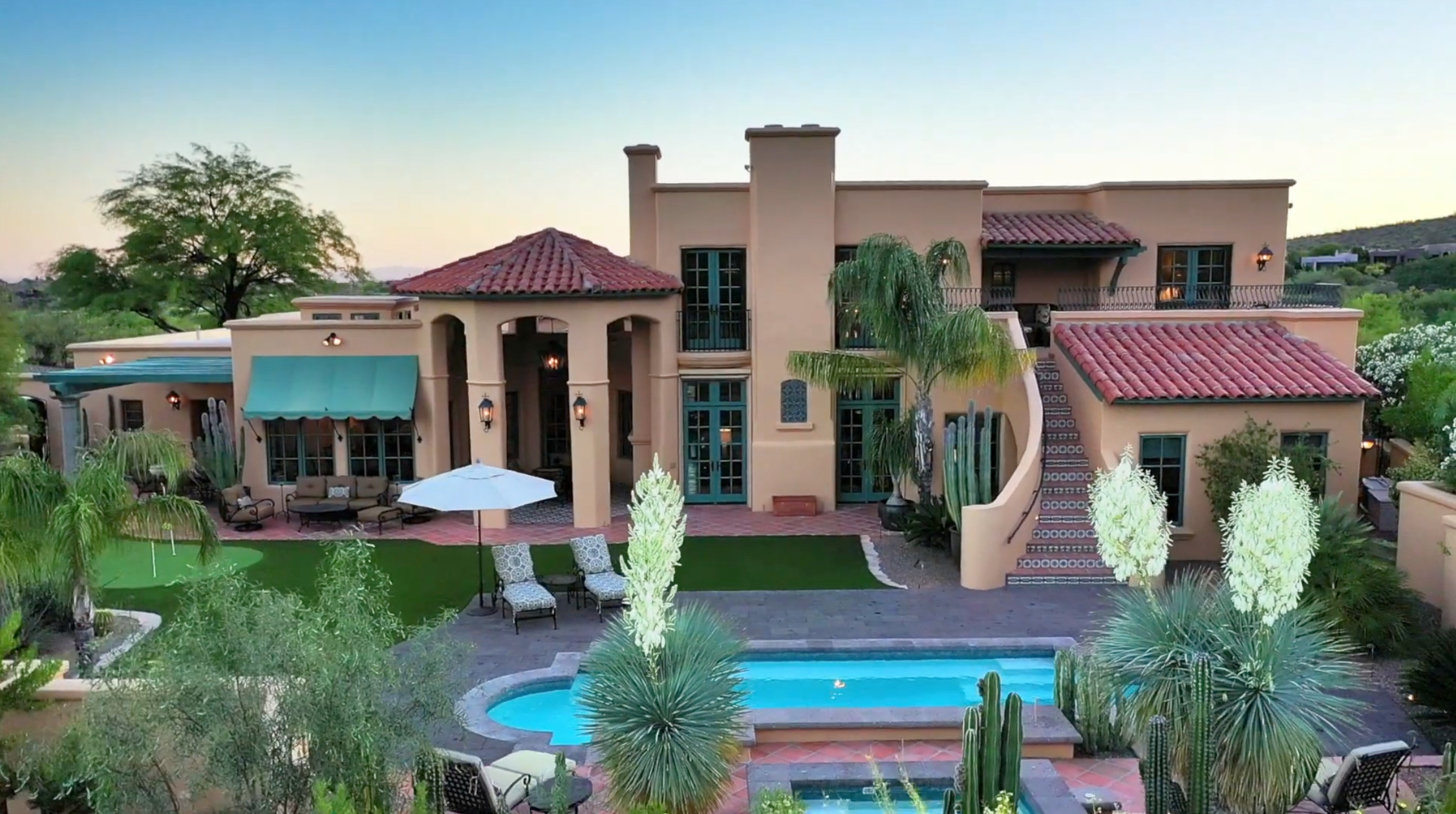 Ventana Canyon Estate