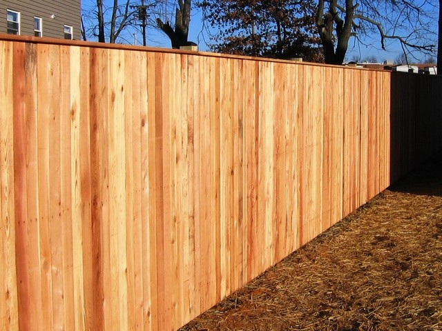 how to build a verticle privacy fence