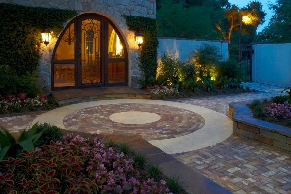 Vickery Residence traditional-landscape