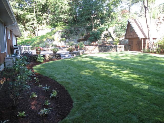 Garden Landscaping Wakefield : Landscape architects designers