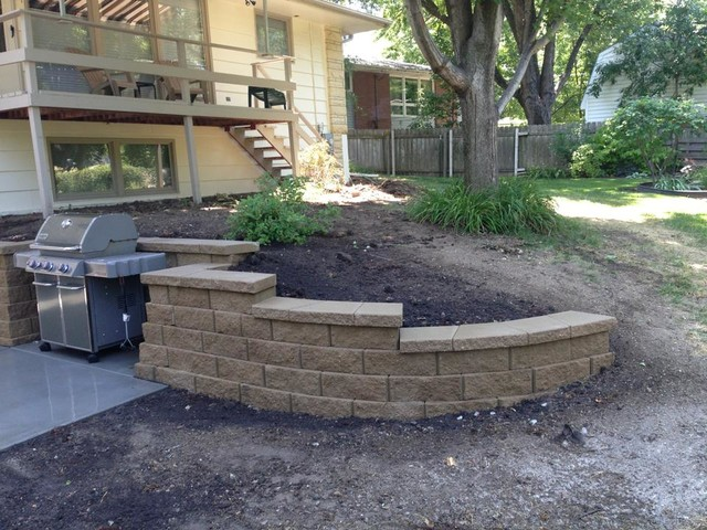 Walkout basement Walkout basement landscaping pictures