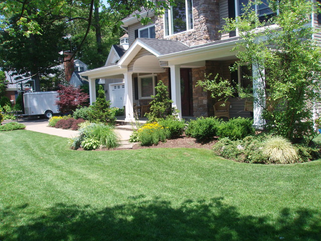 Traditional long island for Landscaping companies