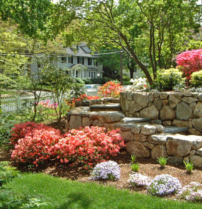 Warner Larson Landscape Architects - Laats Residence traditional-landscape