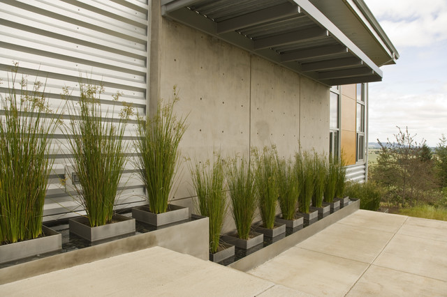 Water feature for Houzz landscape architects