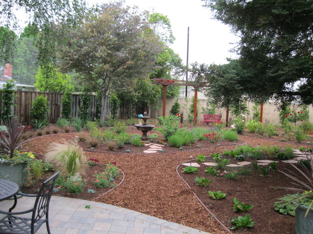 Water Wise Garden Contemporary Landscape San