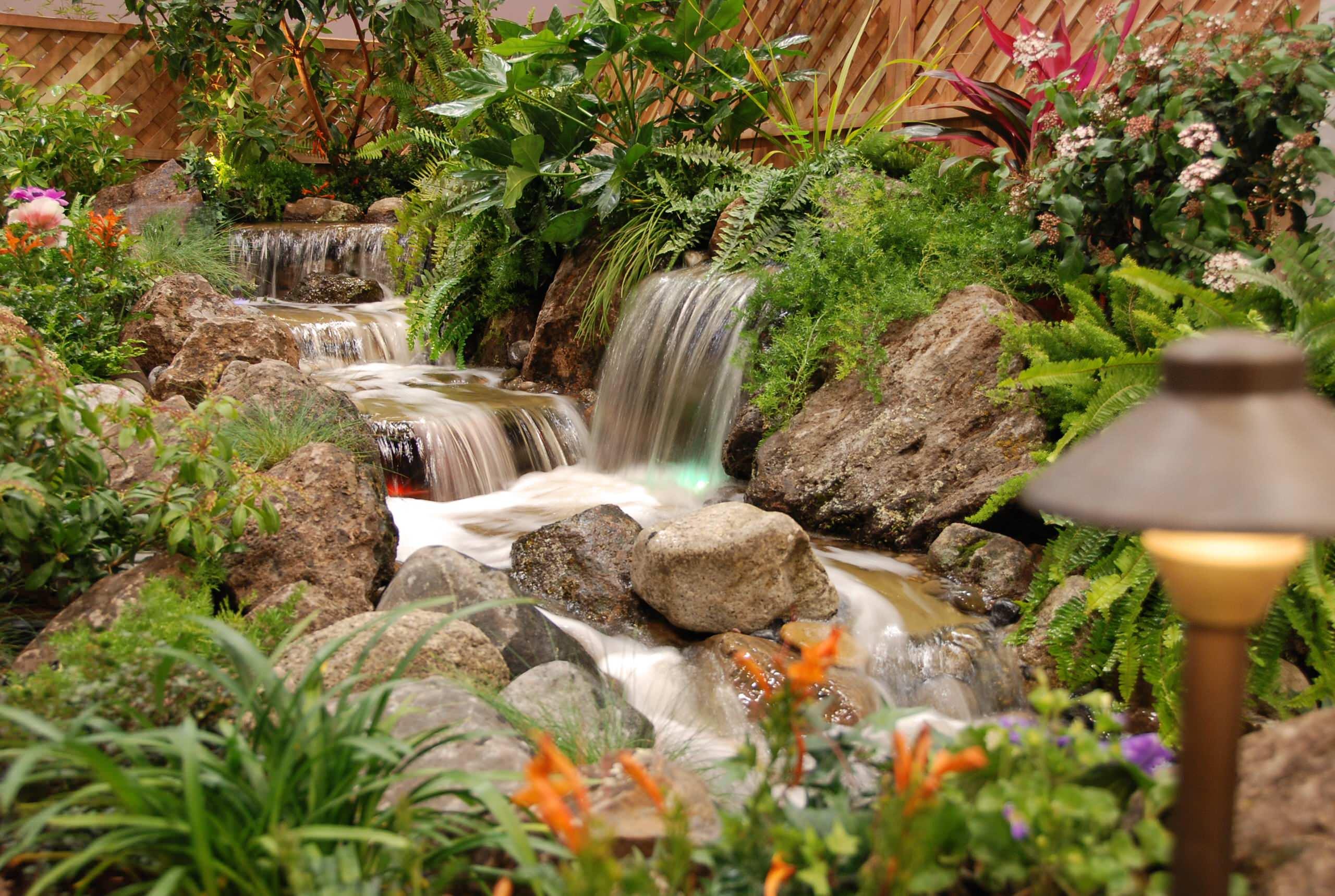Waterfalls by Jpm