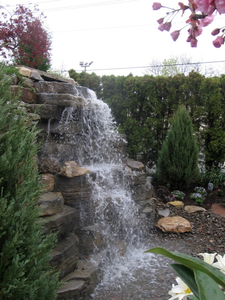 Waterfalls, Landscapes, Swimming Pools, Patios @ More!