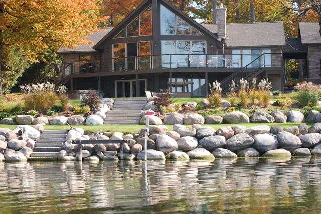 Waterfront Landscaping Traditional Landscape Toronto By Windmill Garden Centre amp