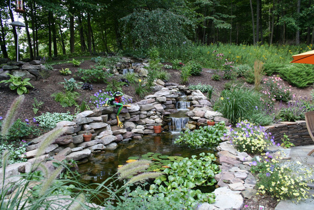 Waterscape projects for Waterscape garden designs