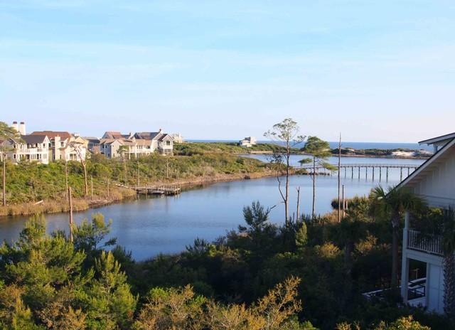 Watersound II beach-style-landscape