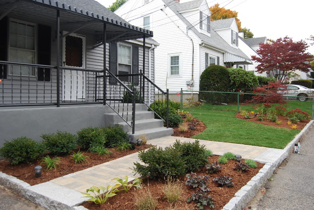 Watertown Landscaping traditional-landscape