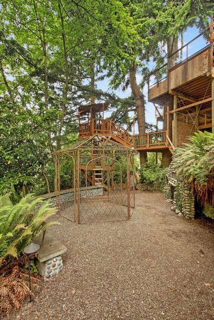 West Seattle Craftsman craftsman-landscape