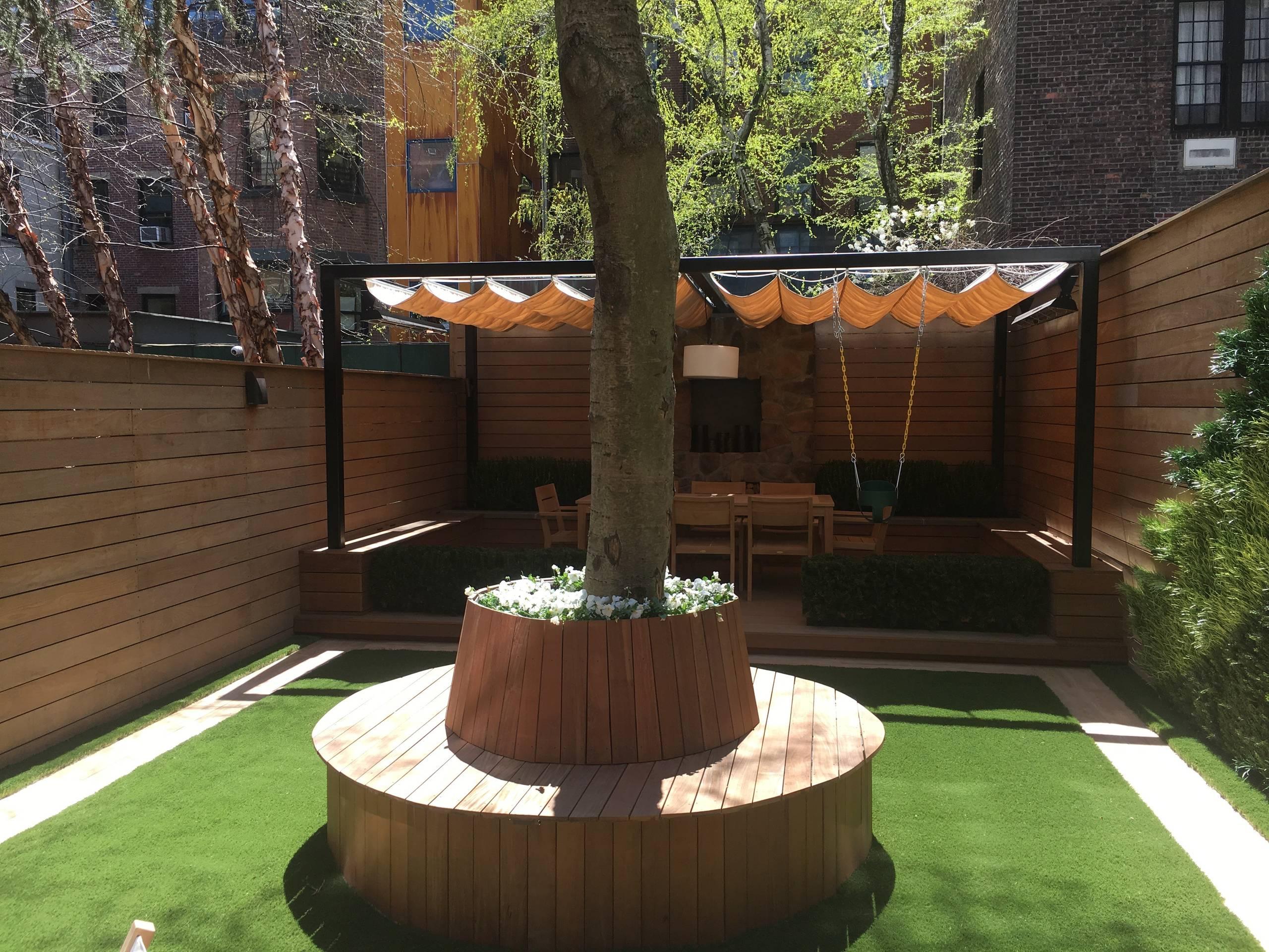 West Village Garden