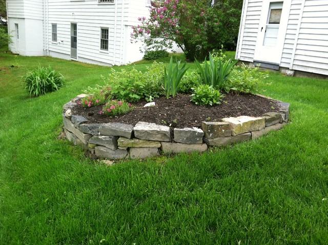 Landscaping Stones Portland Maine : St portland maine contemporary landscape