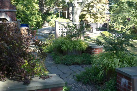 Westchester county outdoor living eclectic landscape for Westover landscape design
