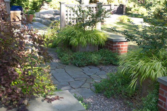 Westchester county outdoor living traditional for Westover landscape design