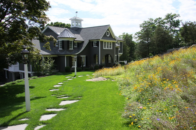Westchester Whimsy traditional-landscape