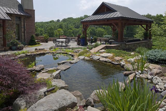 Western Run-garden eclectic-landscape
