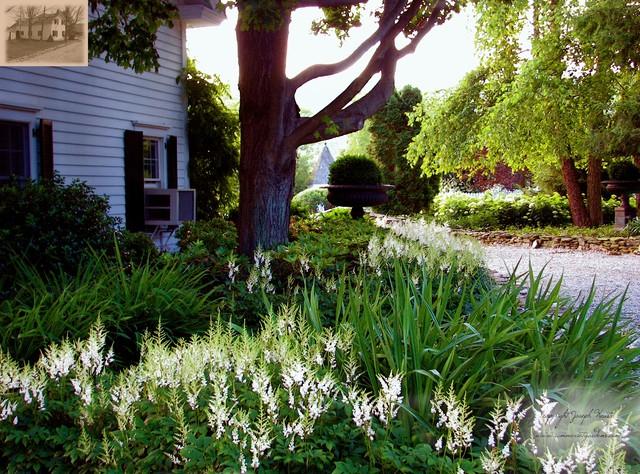 White theme garden in warwick ny traditional for Gardening 4 you warwick